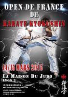 Open de Karaté kyokushin à Lyon